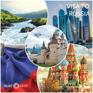 Apply Visa to Russia for Tourism and Business No Appointment No Embassy Visit