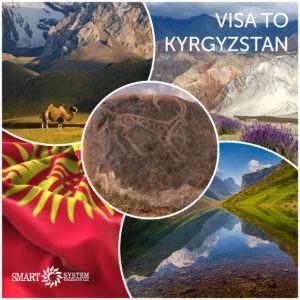Visa to Kyrgyzstan